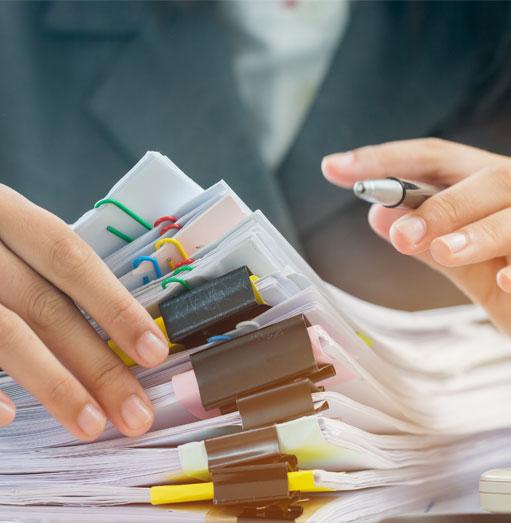 PEO compliance paperwork