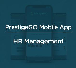 PrestigeGO Mobile App – HR Management
